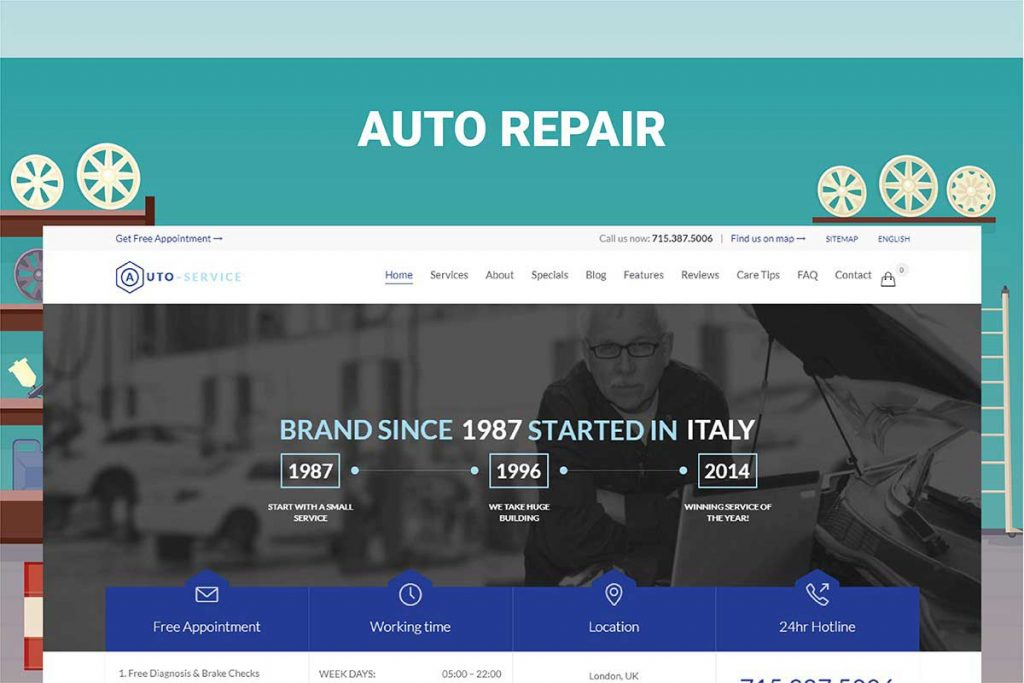 Auto Repair - Car Mechanic Services