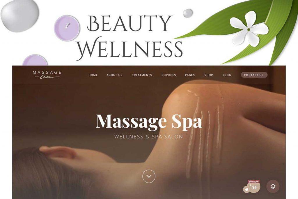 Beauty Wellness - Spa Massage
