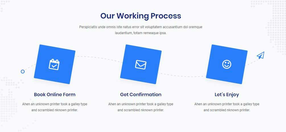 Clenix - WordPress Theme  UI