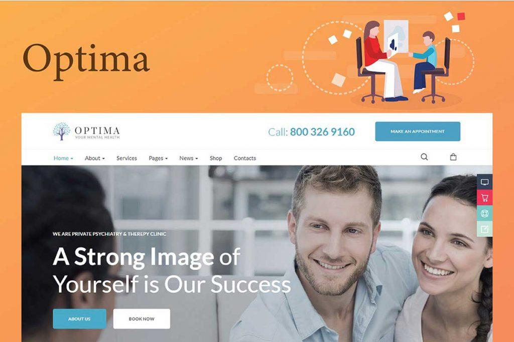 Optima - Psychology Theme