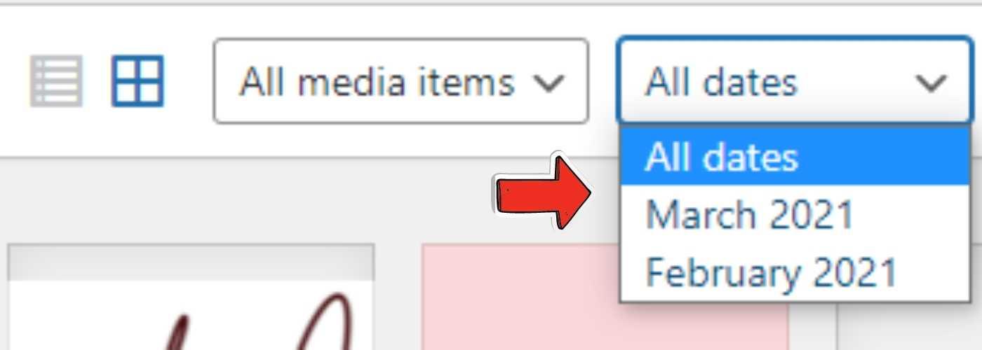 Add WordPress Image