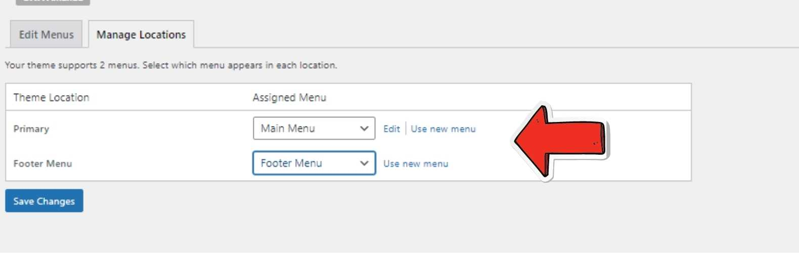 How to add WordPress Category to Navigation