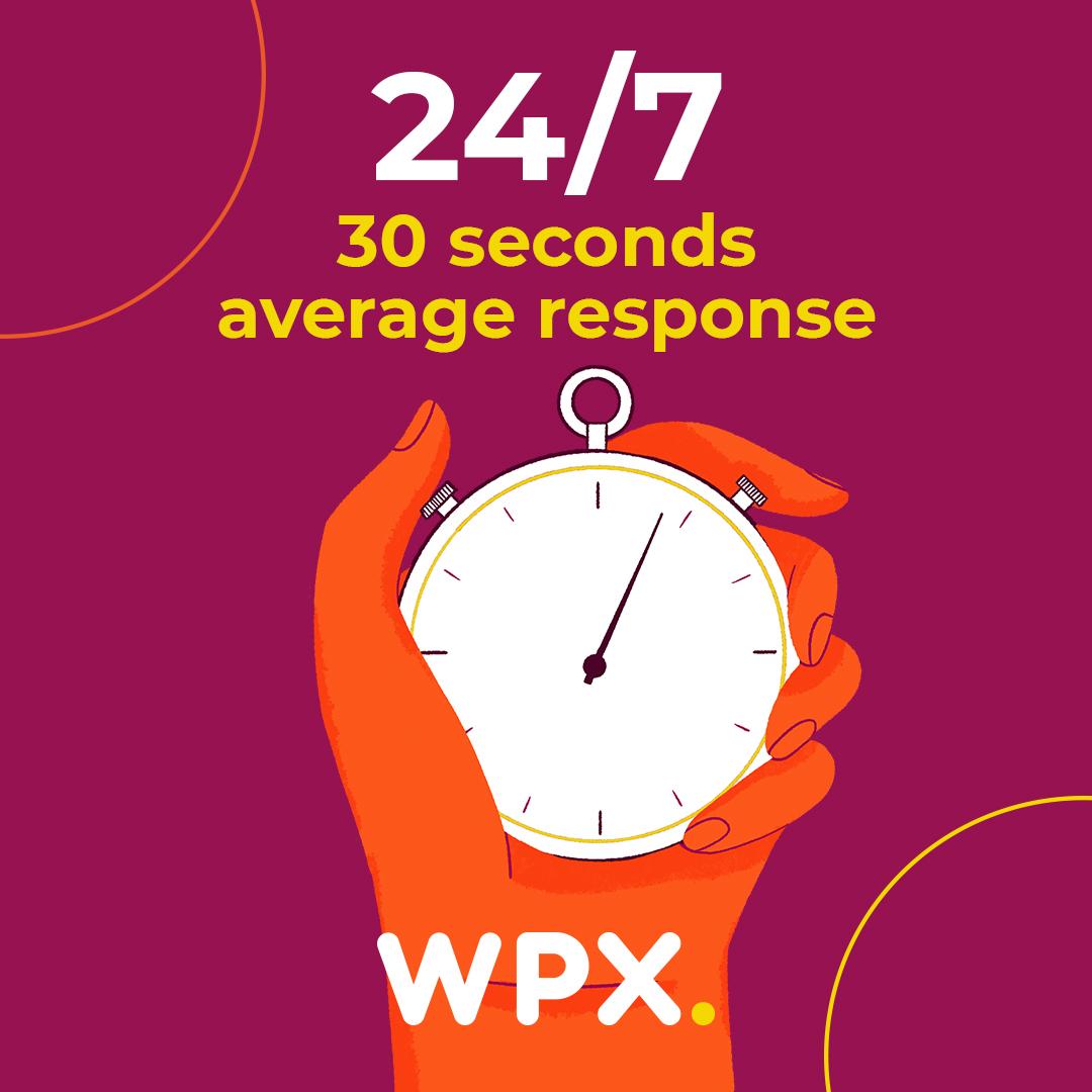 WPX - Fastest Web Hosting